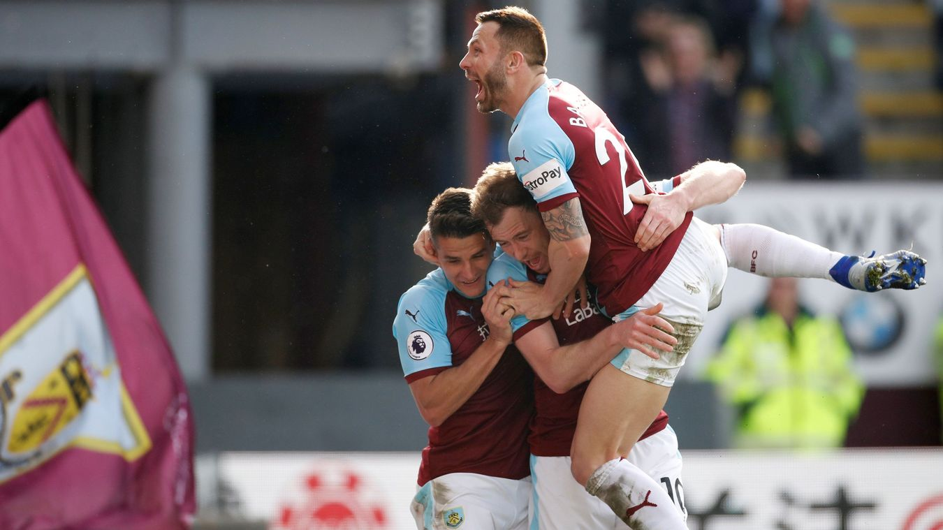 Burnley 2-1 Tottenham Hotspur