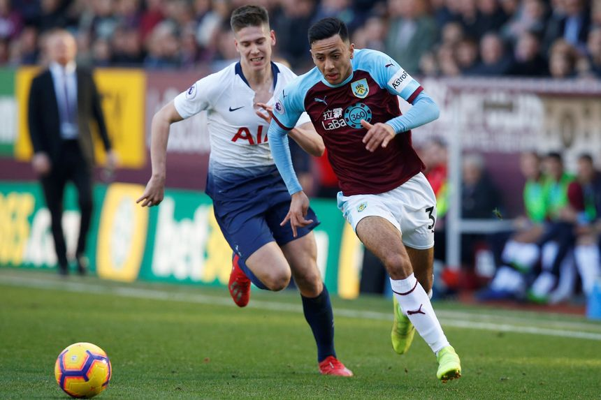 Burnley v Tottenham Hotspur