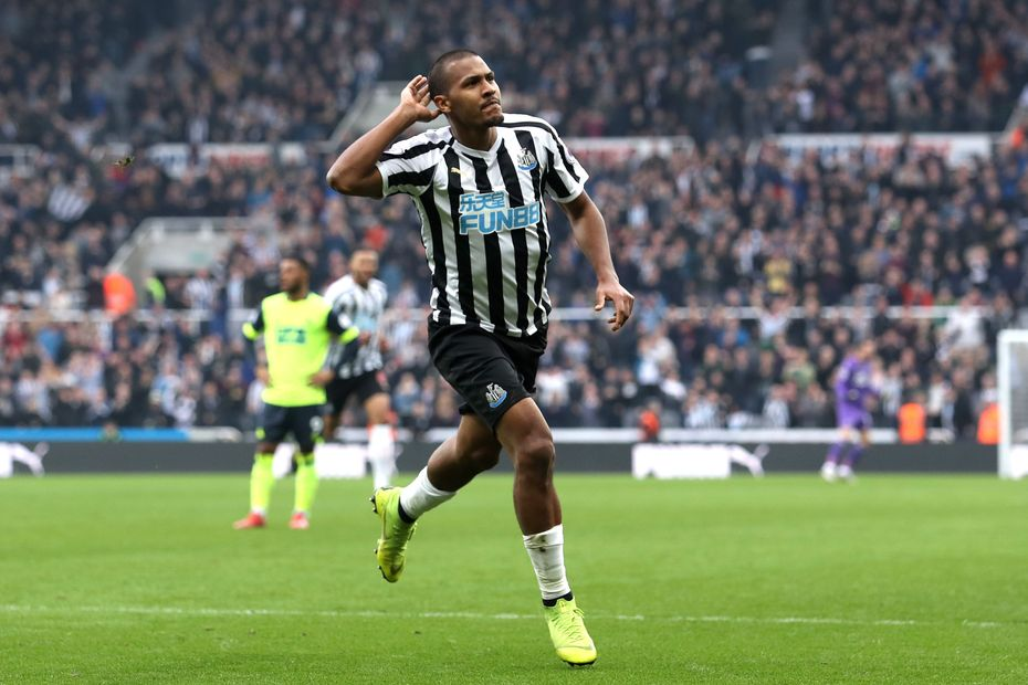 Salomon Rondon, Newcastle United