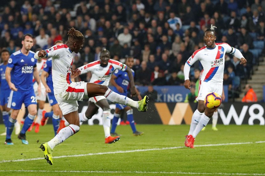 Leicester City 1-3 Crystal Palace