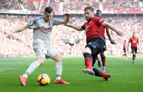 Manchester United v Liverpool FC
