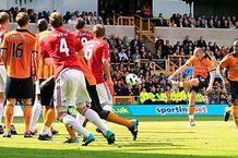 Goal of the day: Jones' cheeky free-kick
