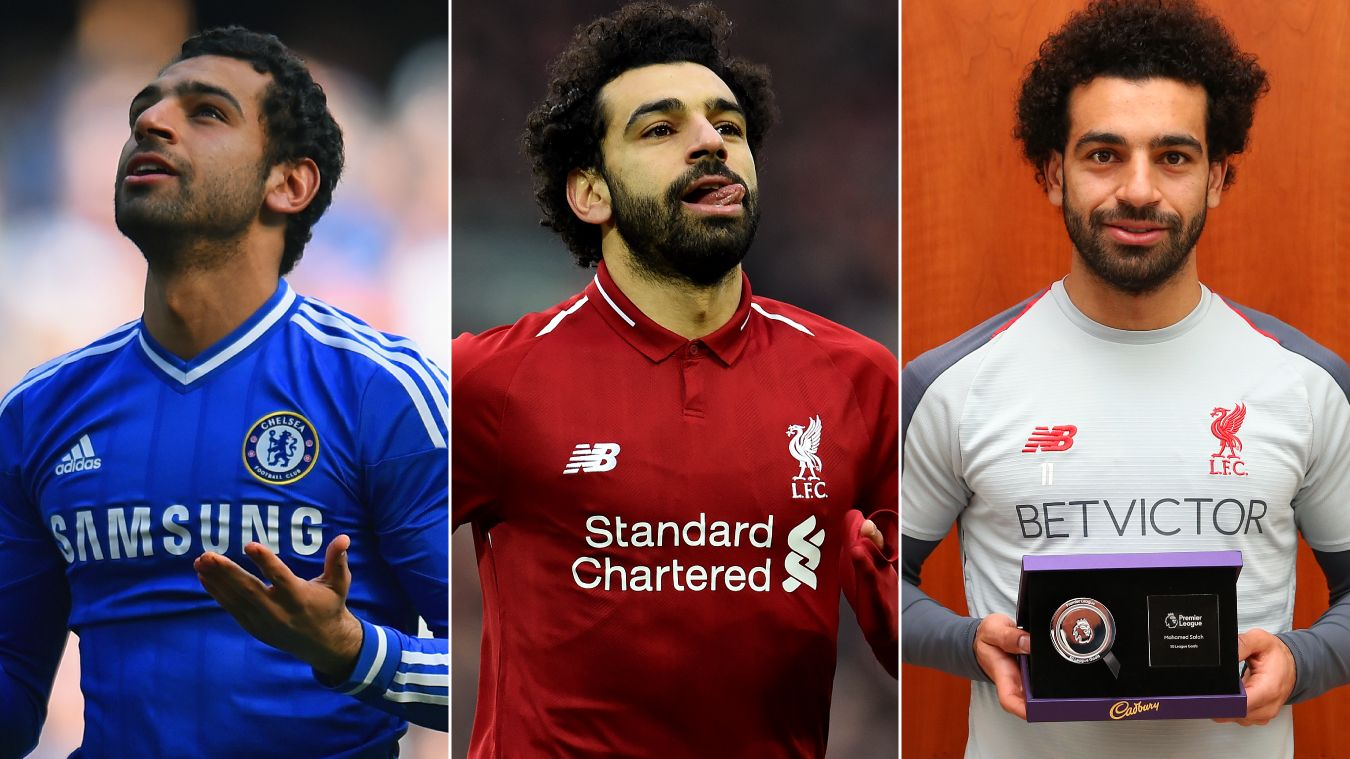 Premier League Milestones, Mohamed Salah