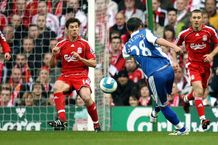 Goal of the day: Matejovsky's Anfield screamer