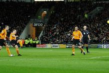 Goal of the day: Dawson's pinpoint free-kick