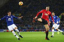 Flashback: Ibrahimovic's lob at Everton