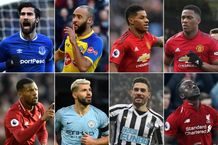 Carling Goal of the Month shortlist for February 2019