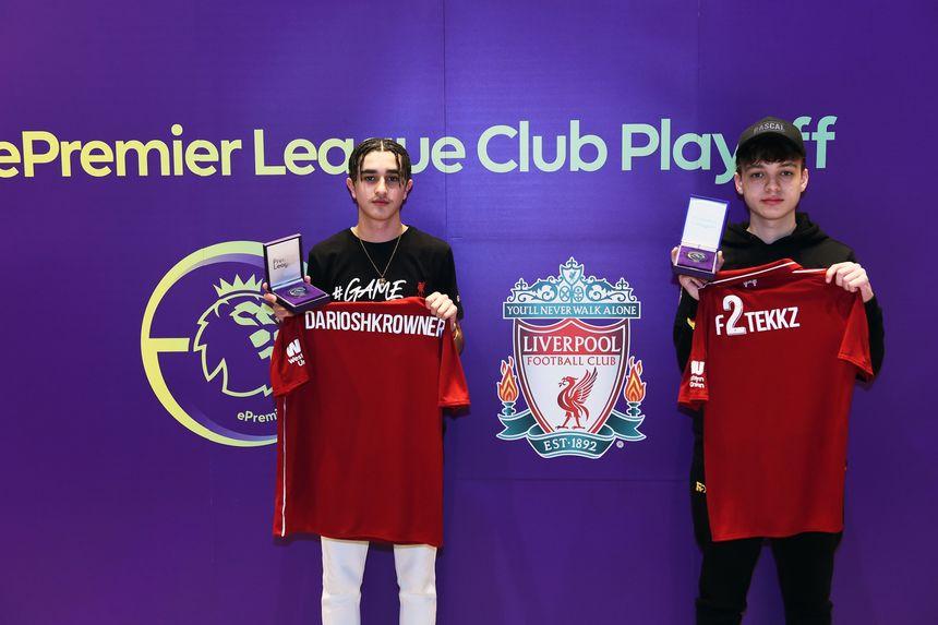 ePremier League club playoffs: Liverpool