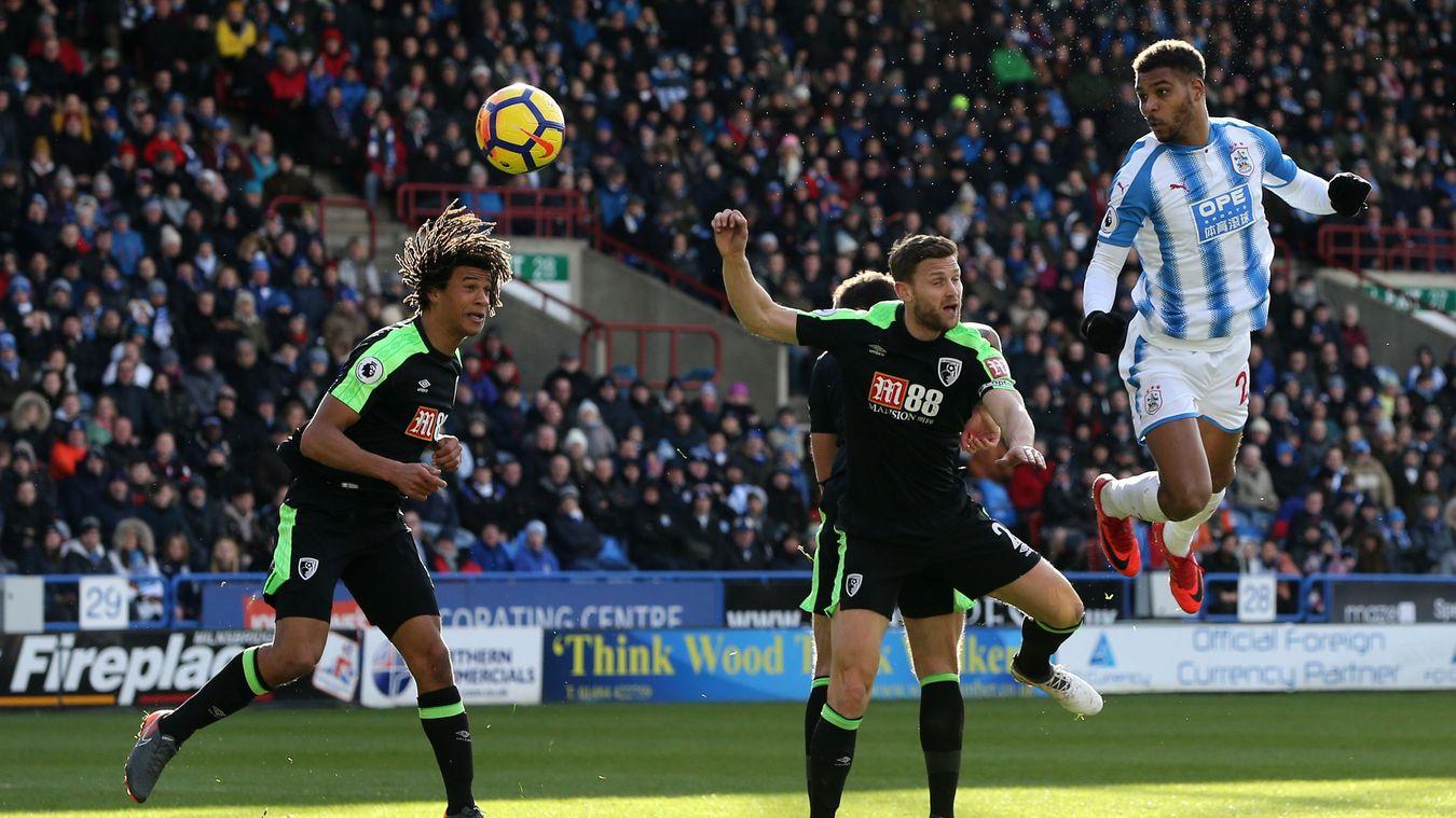 Huddersfield v AFC Bournemouth