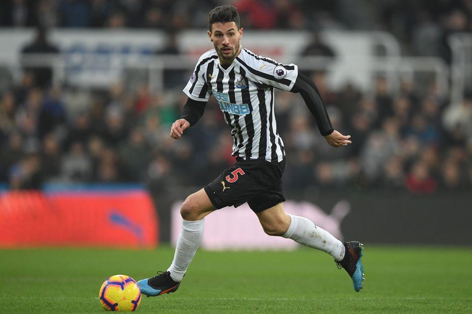 Fabian Schar, Newcastle United