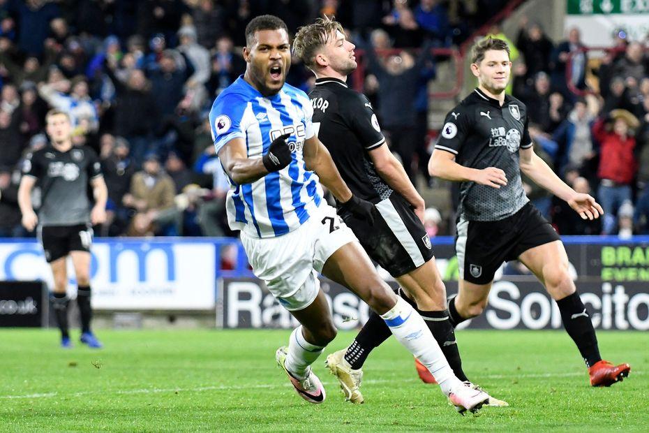 Steve Mounie, Huddersfield Town