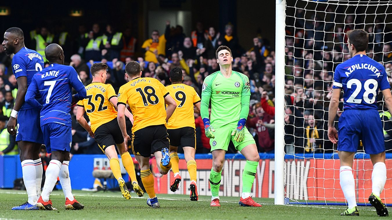 Chelsea 1-1 Wolves