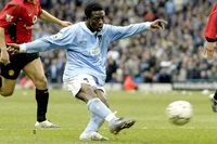 On this day - 14 March 2004: City stun United in Manchester derby