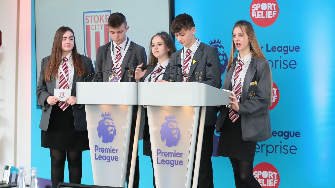 Premier League Enterprise Challenge final 2019