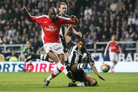 On this day - 21 Mar 2009: Newcastle 1-3 Arsenal