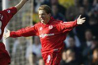 Goal of the day: Joy for Juninho at Leeds