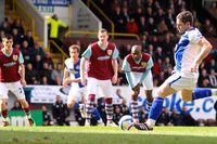 On this day - 28 Mar 2010: Burnley 0-1 Blackburn