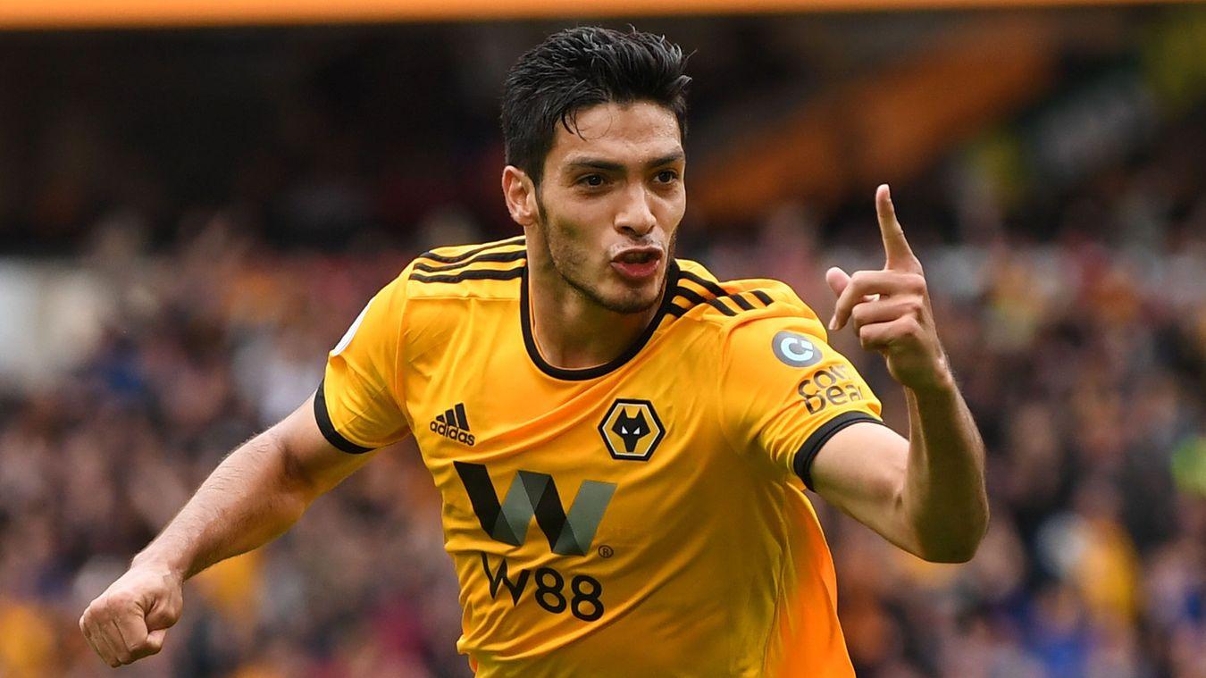 Raul Jimenez, Wolves