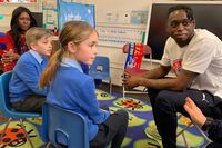 Wan-Bissaka: It's good for people to open up
