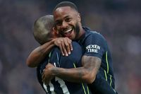 Neville: Composed Sterling is world class