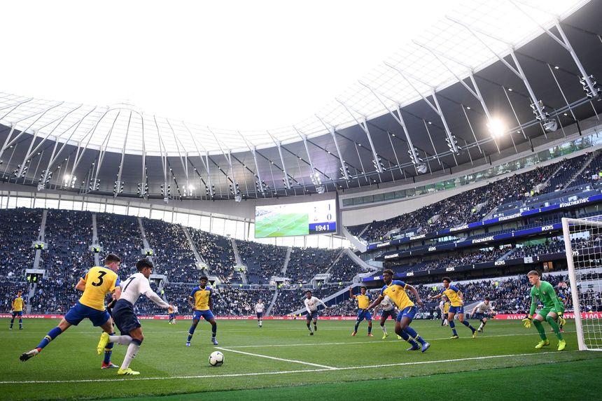 Tottenham Hotspur Stadium opens
