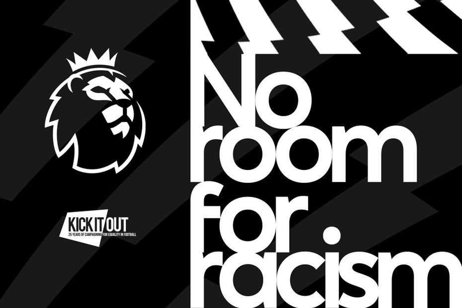 No room for racism lead image