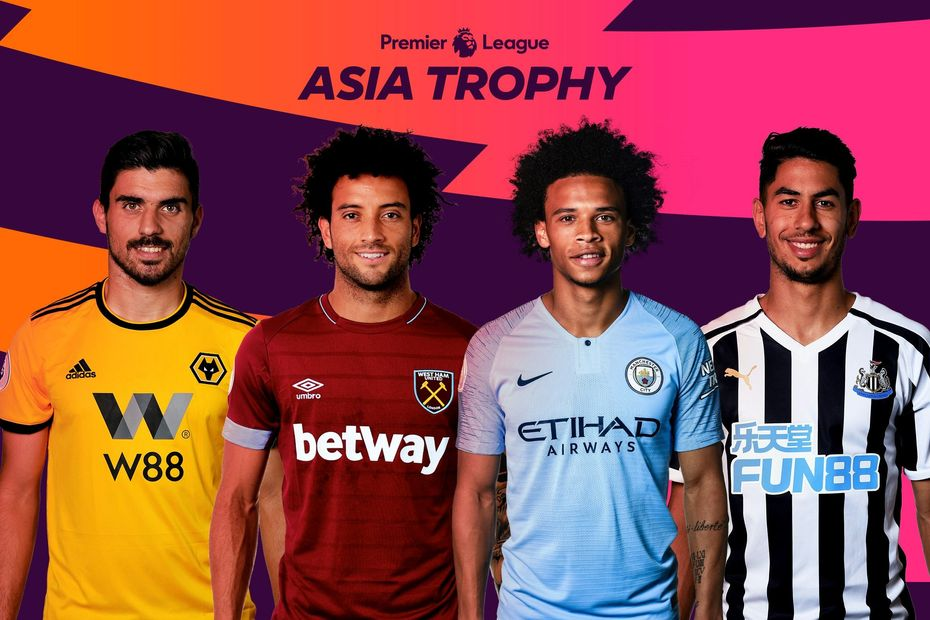 Premier League Asia Trophy returns to China 0b5645ff7