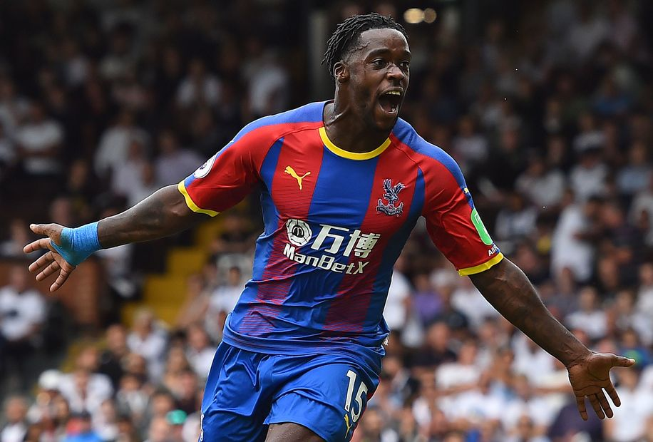 Crystal Palace boss Roy Hodgson happy with Jeffery Schlupp's fitness level
