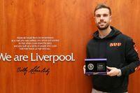Premier League Milestone: Jordan Henderson