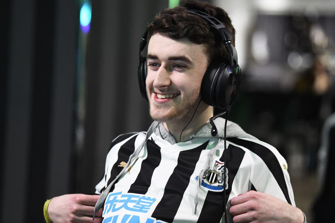 Jake Simpson, ePL Newcastle