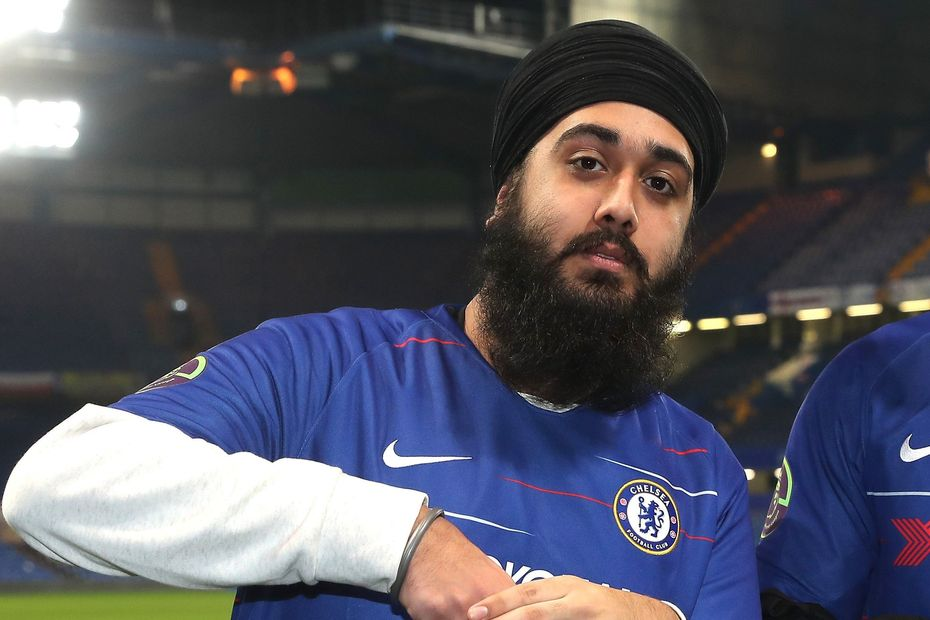ePL finalist PS CHE Jas Singh
