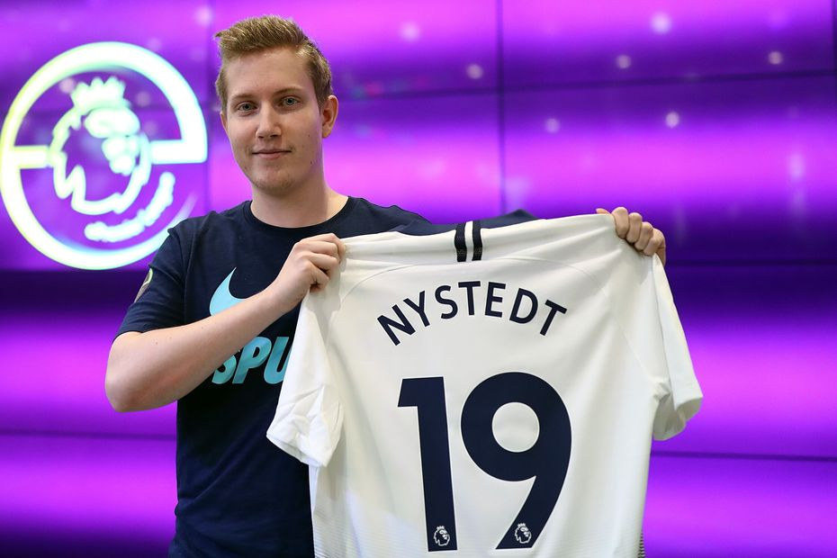 epl finalist TOT PS Simon Nystedt