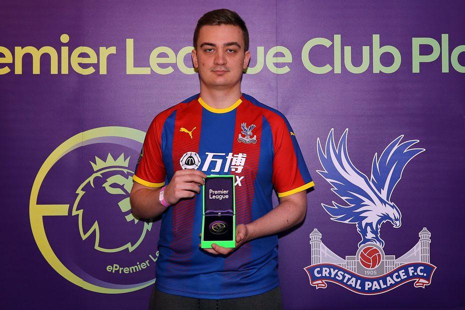 ePL finalist CRY Damian Augustyniak