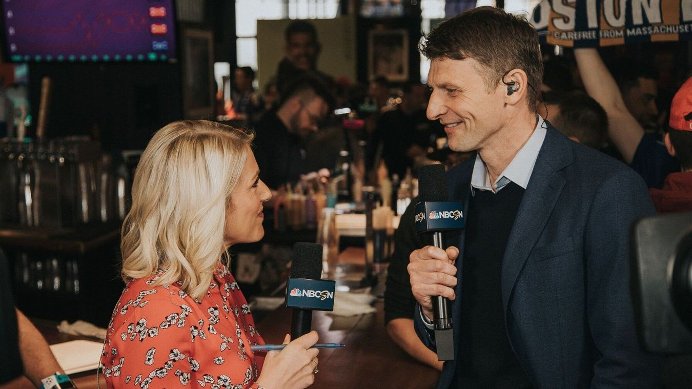 Tore Andre Flo, Chelsea, PL Mornings Live