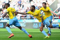 Classic match: Newcastle 3-3 Crystal Palace, 2014/15