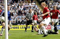 On this day - 12 Apr 2003: Newcastle 2-6 Man Utd