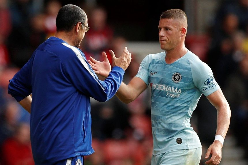 Ross Barkley, Chelsea