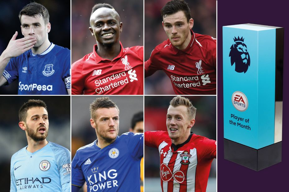 EA SPORTS Player of the Month nominees for March
