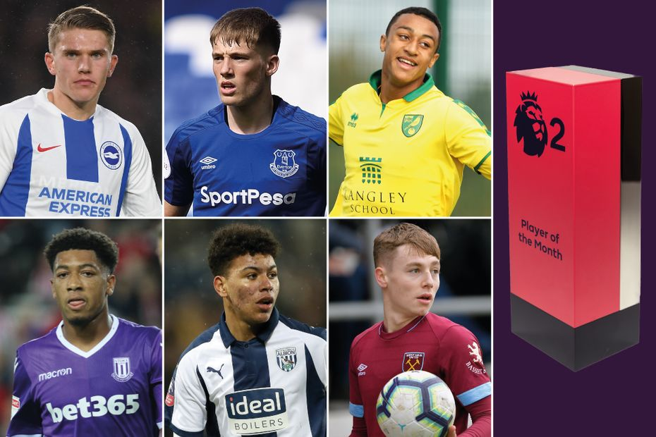 PL2 Player of the Month shortlist for March
