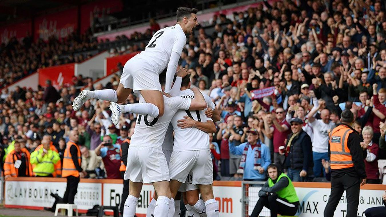 AFC Bournemouth 1-3 Burnley