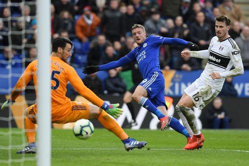 Jamie Vardy Profile, News & Stats | Premier League