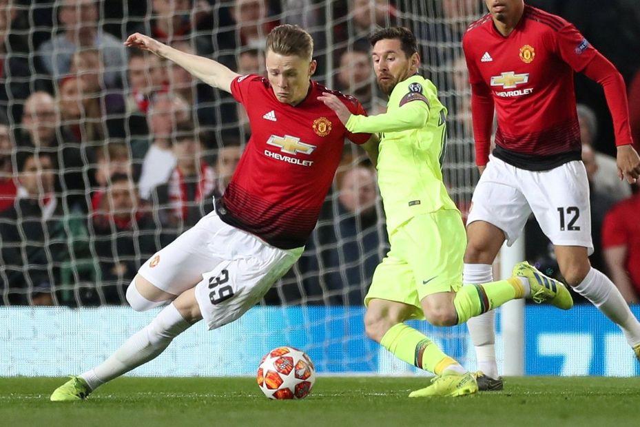 Scott McTominay UCL v Messi v3