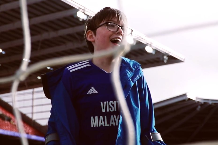 Jordi, Cardiff City Foundation
