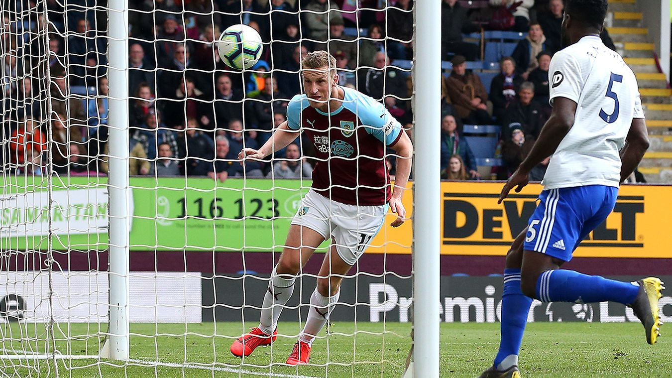 Burnley 2-0 Cardiff City