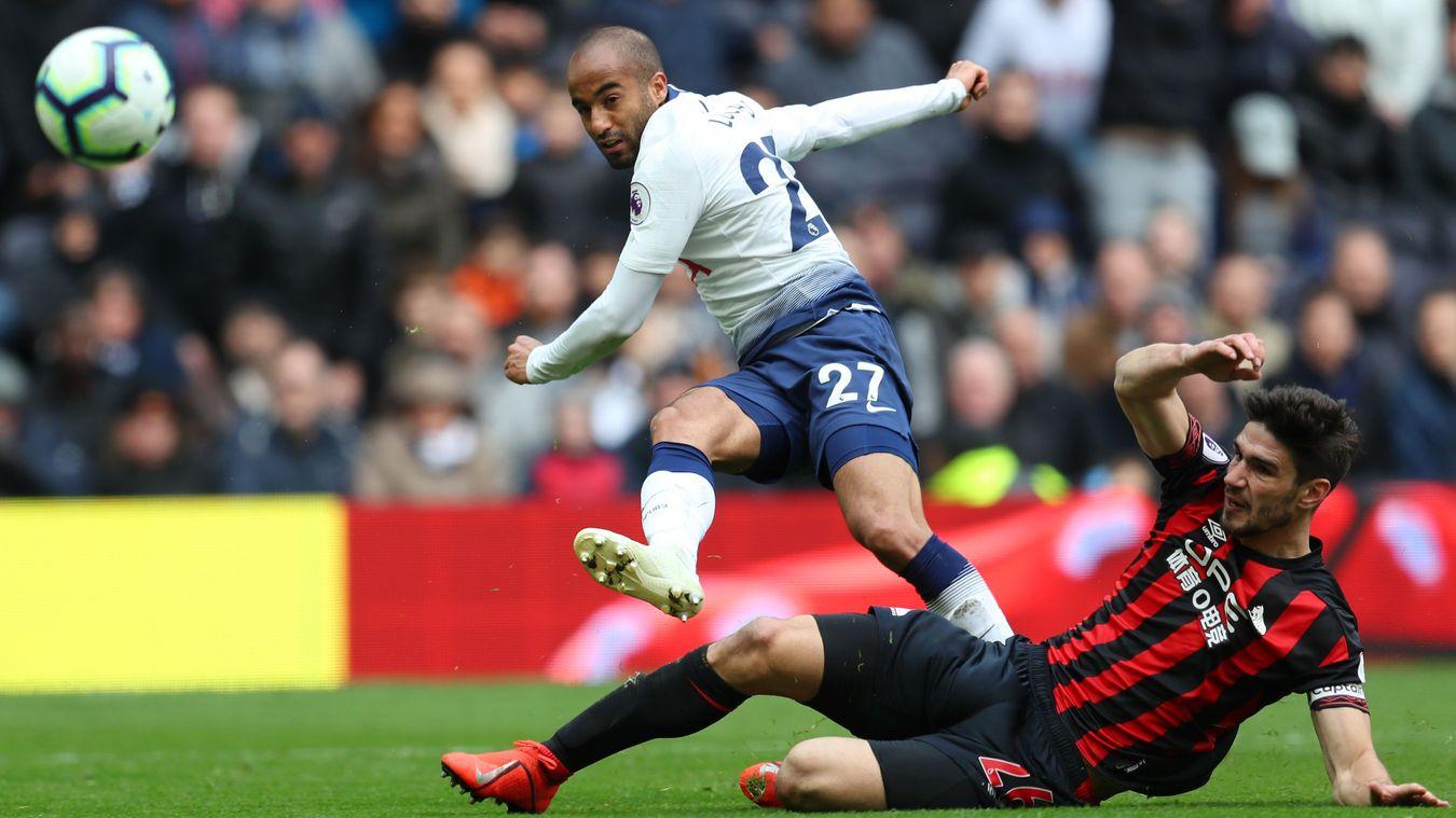 Tottenham Hotspur 4-0 Huddersfield Town