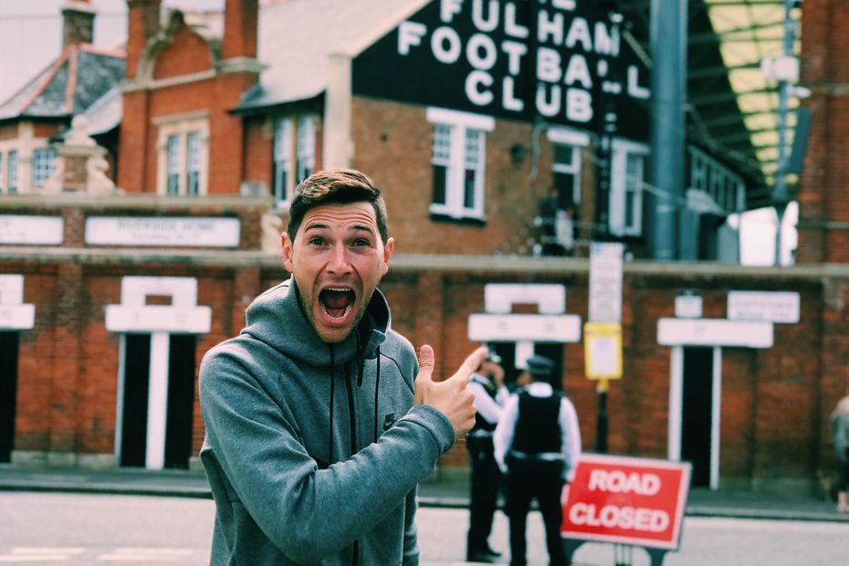 Chris Macchi, Fulham