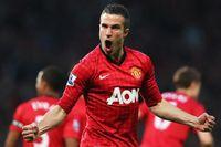 Flashback: Van Persie clinches Man Utd title against Villa