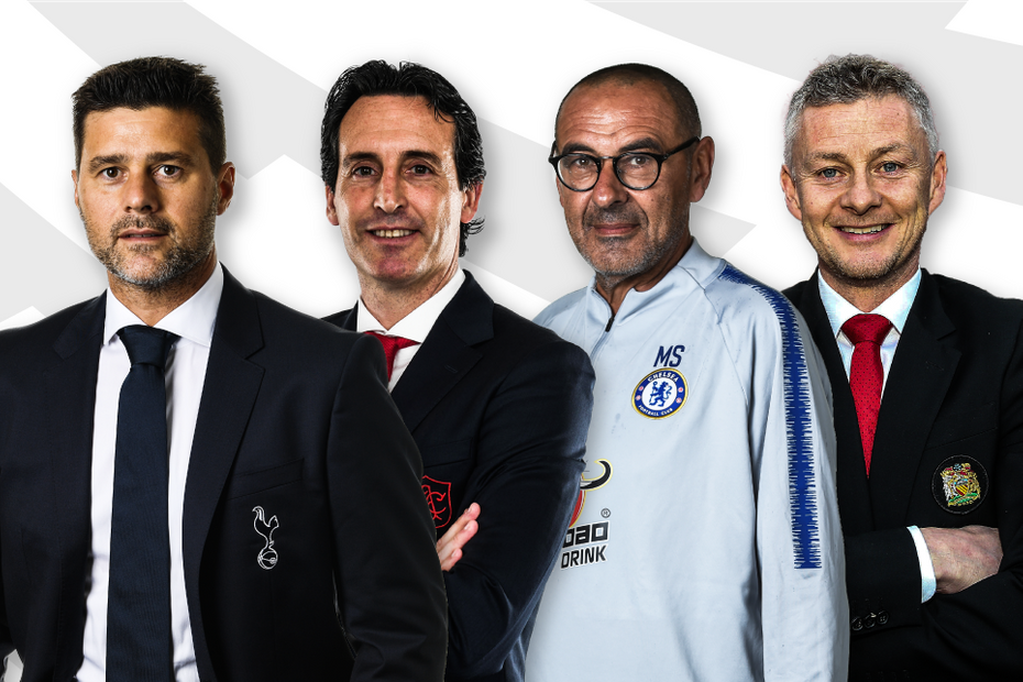 Top 4 managers