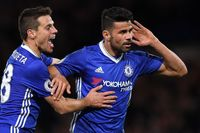 Flashback: Costa inspires Chelsea win over Southampton