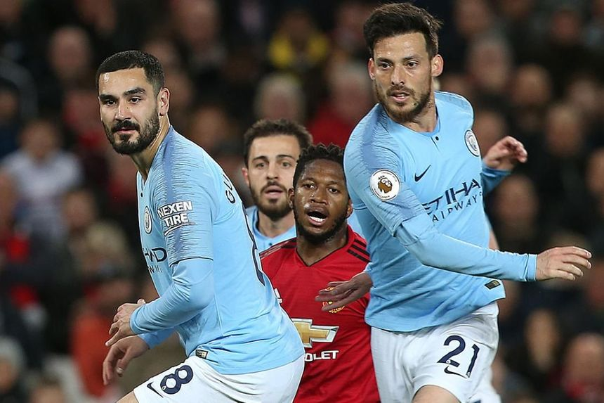 Shearer: United couldn't handle City's midfield